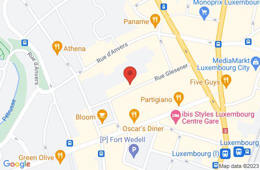 40, rue Glesener L-1630 Luxembourg Luxembourg