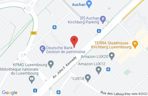 41A, avenue John F. Kennedy L-2082 Luxembourg Luxembourg