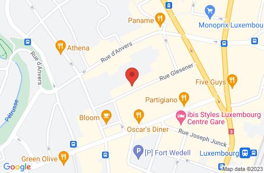 42, rue Glesener L-1630 Luxembourg Luxembourg