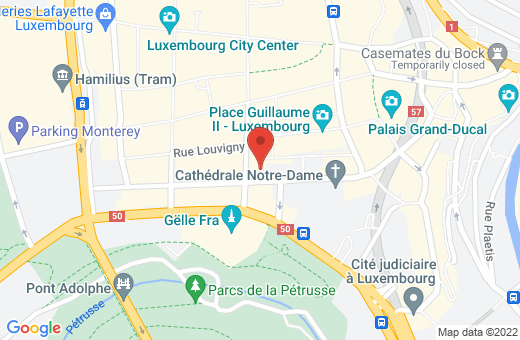 42A, place Guillaume II L-1648 Luxembourg Luxembourg