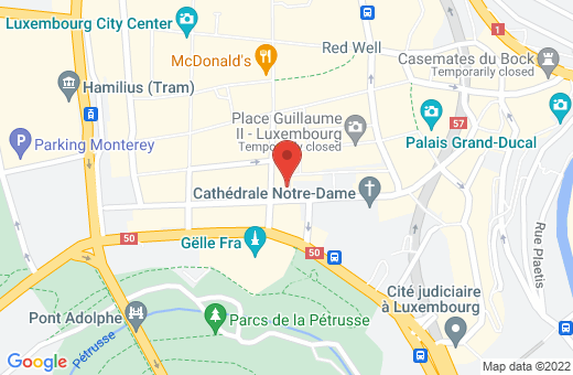 42A place Guillaume II L-1648 Luxembourg Luxembourg