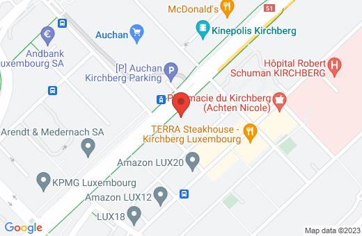 44, avenue John F. Kennedy L-1855 Luxembourg Luxembourg