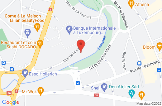 44, rue de la Vallée L-2661 Luxembourg Luxembourg
