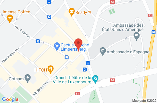 45, allée Scheffer L-2520 Luxembourg Luxembourg