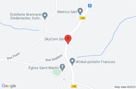 45a rue des Romains L-5433 Niederdonven Luxembourg