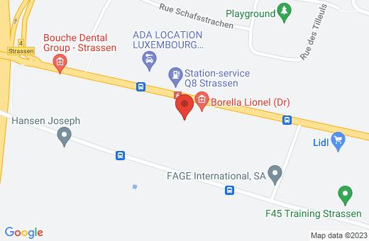 47, route d'Arlon L-8009 Strassen Luxembourg