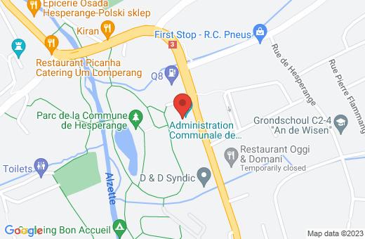 474, route de Thionville L-5886 Hesperange Luxembourg