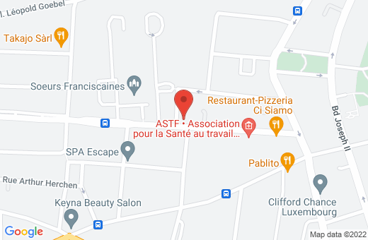 48A, avenue  Gaston Diderich L-1420 Luxembourg Luxembourg
