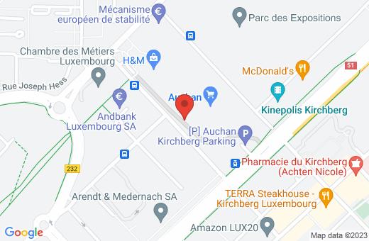 5, avenue John F. Kennedy L-1855 Luxembourg Luxembourg