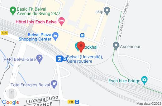 5, avenue du Rock'n'Roll L-4361 Esch-sur-Alzette Luxembourg