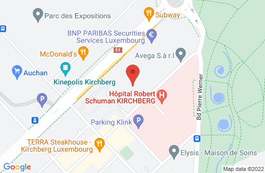 50, avenue J.F. Kennedy L-2951 Luxembourg Luxembourg