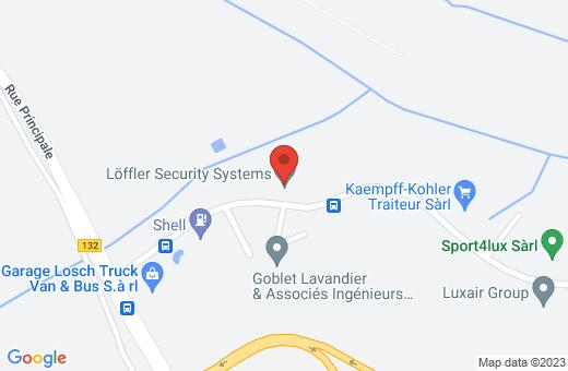 50, rue Gabriel Lippmann L-6947 Niederanven Luxembourg