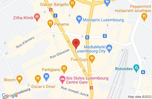 51, avenue de la Liberté (2ème étage) L-1931 Luxembourg Luxembourg