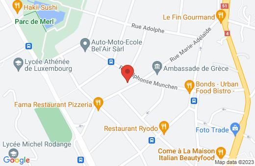 52, rue Marie-Adélaïde L-2128 Luxembourg Luxembourg