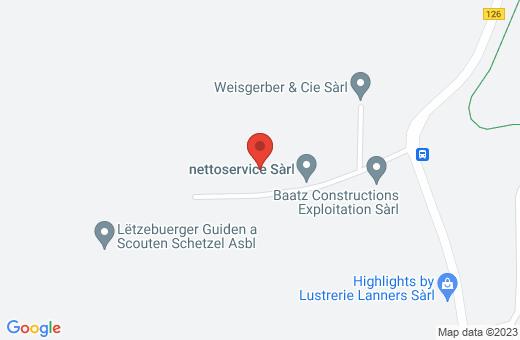 6, Zone Industrielle Breedwues L-1259 Senningerberg Luxembourg