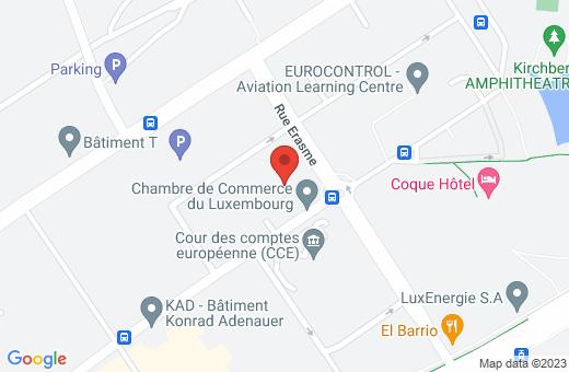 6, rue Antoine de Saint-Exupéry L-1432 Luxembourg Luxembourg