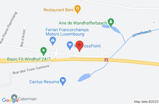 6, rue d'Arlon L-8399 Windhof (Koerich) Luxembourg
