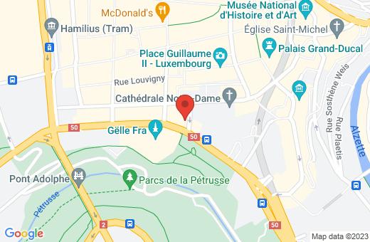 6, rue de l'ancien Athénée L-1144 Luxembourg Luxembourg