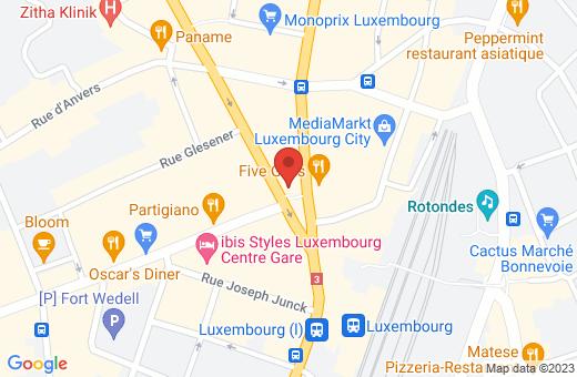 63, avenue de la Liberté L-1931 Luxembourg Luxembourg