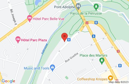 65, boulevard de la Pétrusse L-2320 Luxembourg Luxembourg