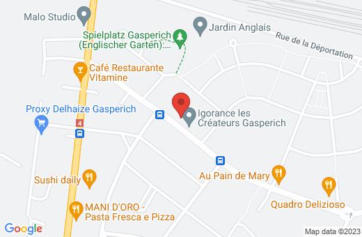 68, rue de Gaspérich L-1617 Luxembourg Luxembourg