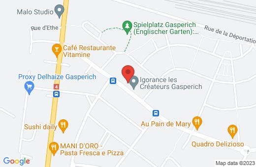 68, rue de Gasperich L-1617 Luxembourg Luxembourg