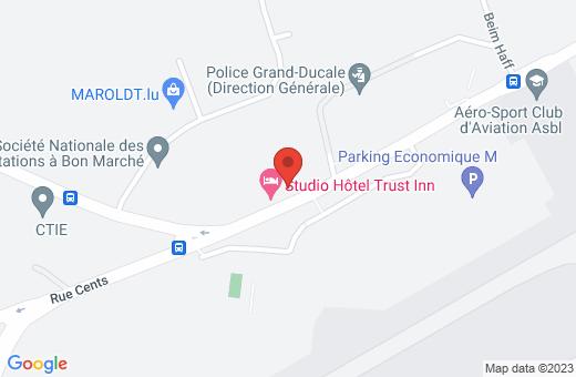 681, rue de Neudorf L-2220 Luxembourg Luxembourg