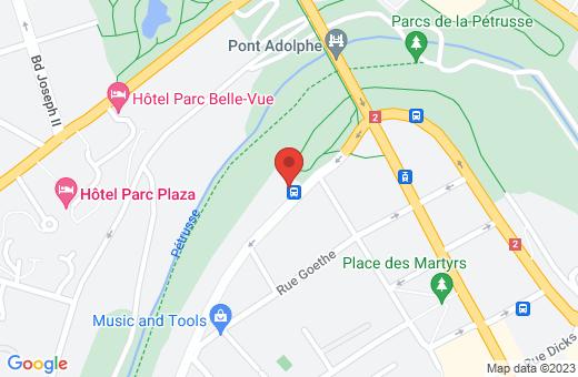 69, boulevard de la Pétrusse L-2320 Luxembourg Luxembourg
