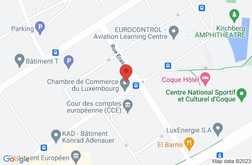 7, rue Alcide de Gasperi L-1615 Luxembourg Luxembourg