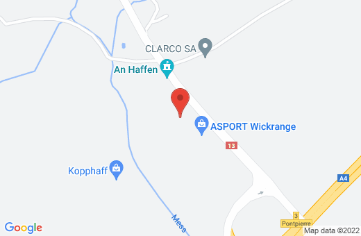 7, rue des 3 Cantons L-3980 Wickrange Luxembourg