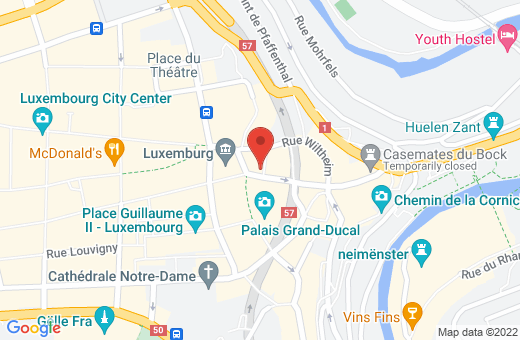 7, rue du Marché-aux-Herbes L-2920 Luxembourg Luxembourg