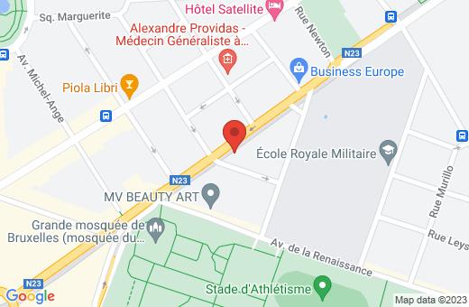 75, avenue de Cortenbergh B-1000 Bruxelles Belgique