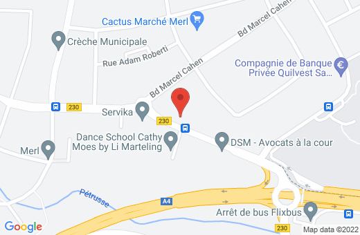 76-78, rue de Merl L-2146 Luxembourg Luxembourg