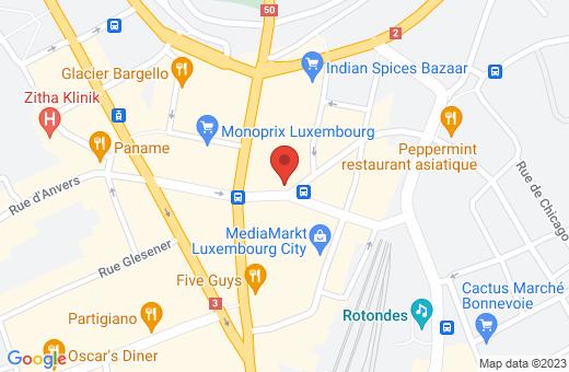 7A, rue de Bonnevoie L-1260 Luxembourg Luxembourg