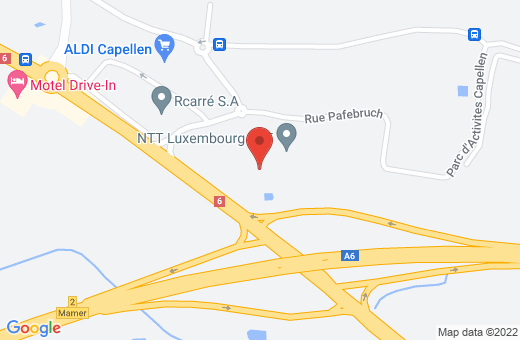 89C, rue Pafebruch L-8308 Capellen Luxembourg
