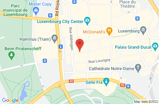 8A avenue Monterey L-2020 Luxembourg Luxembourg