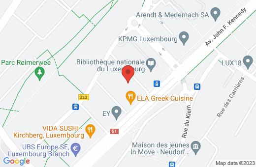 8A rue Albert Borschette L-1246 Luxembourg Luxembourg