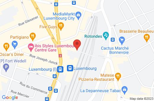 9, place de la Gare L-1616 Luxembourg Luxembourg