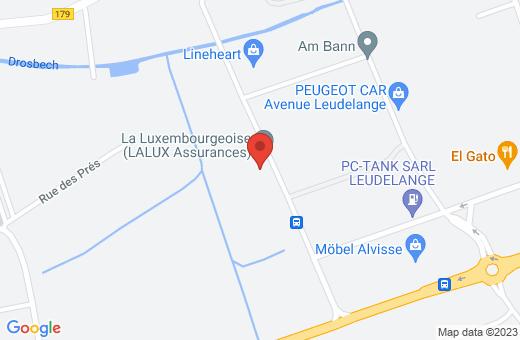 9, rue Jean Fischbach L-3372 Leudelange Luxembourg