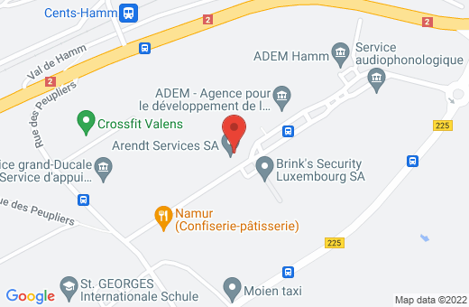 9, rue de Bitbourg L-1273 Luxembourg Luxembourg