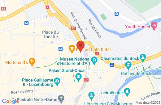 9, rue du Palais de Justice L-1841 Luxembourg Luxembourg