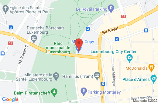 9b, boulevard Prince Henri L-1724 Luxembourg Luxembourg