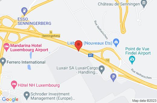 Le Freeport, Parishaff L-2315 Senningerberg Luxembourg