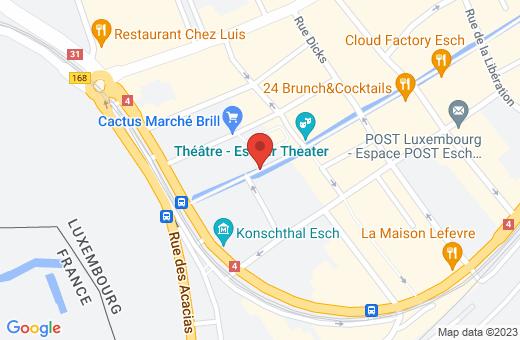 Place de la Résistance L-4041 Esch-sur-Alzette Luxembourg