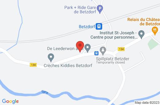 château de Betzdorf L-6815 Betzdorf Luxembourg