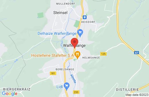 place de la Mairie L-7201 Walferdange Luxembourg