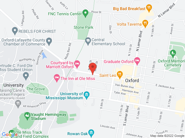 Map image with location pin