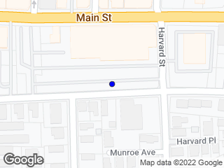 Map showing location of Hannafords - (Inbound)