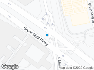Map showing location of GREAT MALL STATION (1)