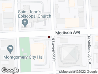 Map showing location of Madison & Lawrence